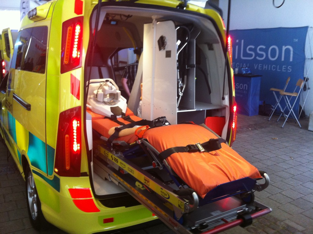 Ambulans FLISA 2014
